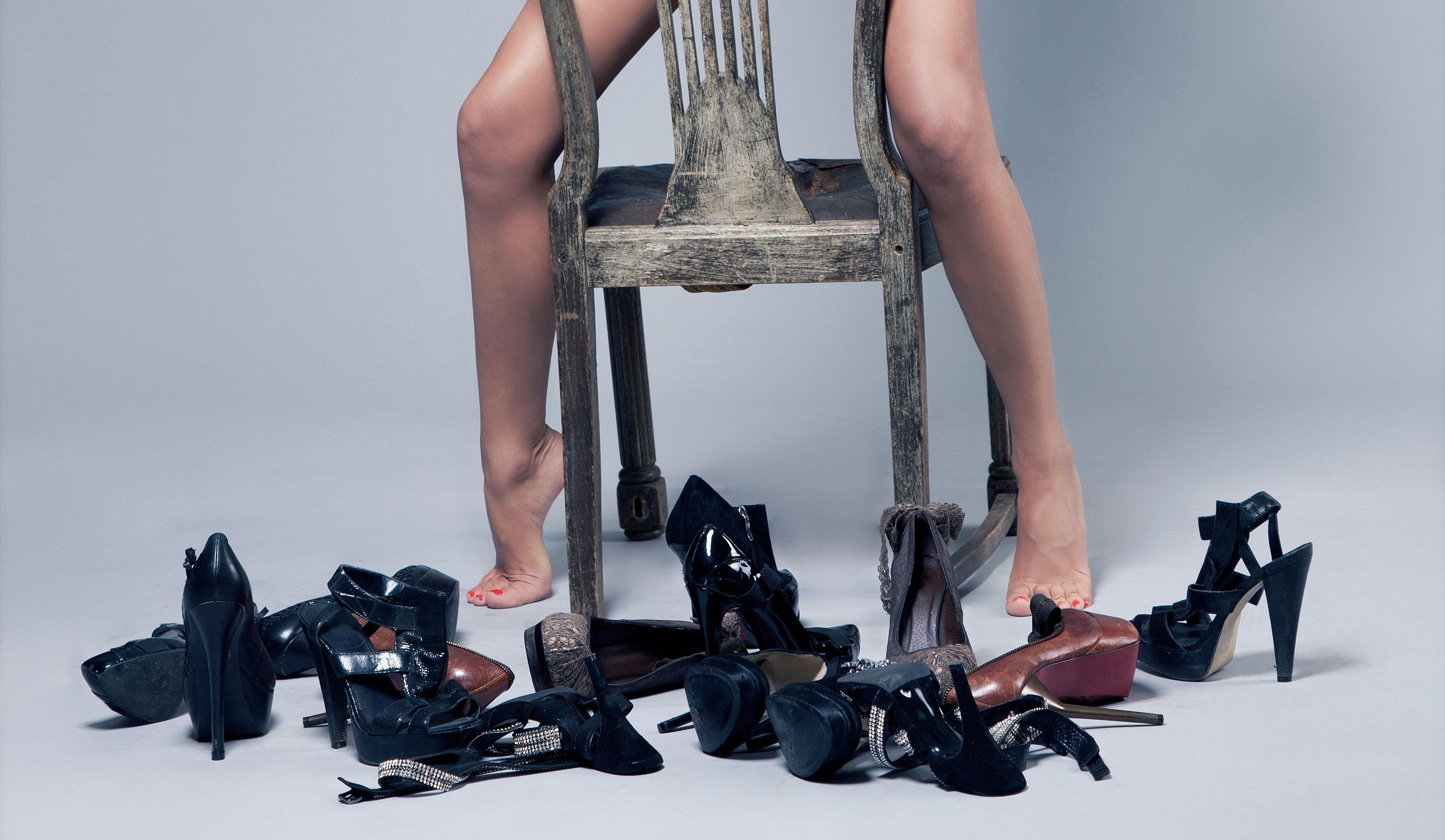 How to choose footwear